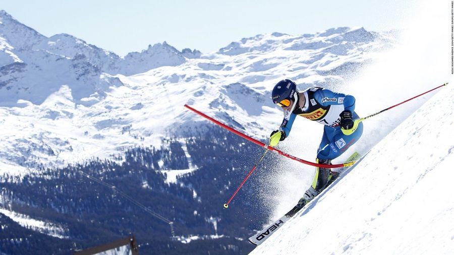 Mundial esqui alpino