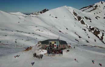 San Isidro logra la mejor temporada de esquí de su última década