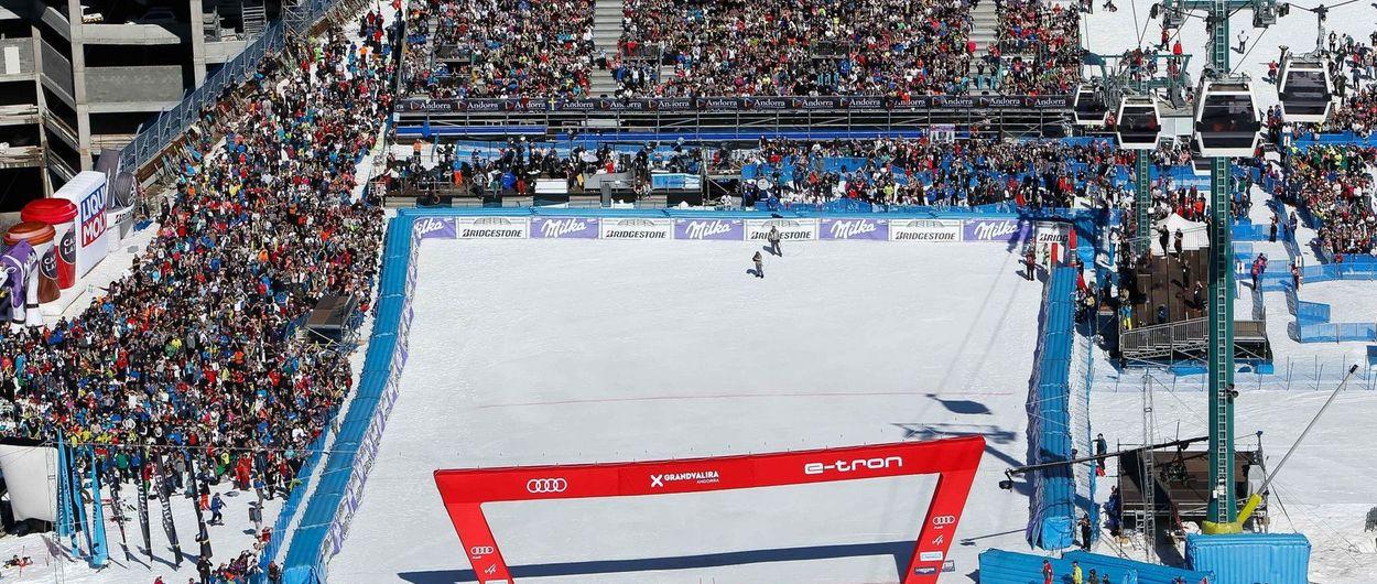Fechas para decidir la candidata ganadora de los Campeonatos del Mundo de esquí en 2027