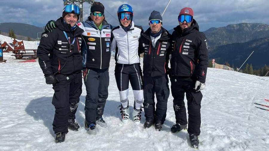 Team ski petra vlhova
