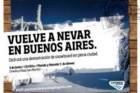 ¡¡Nevará en Buenos Aires!!