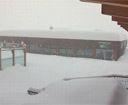 Grandes Nevadas nos Centros de esqui