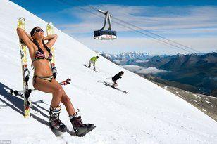 El cuidado del material de esquí fuera de temporada