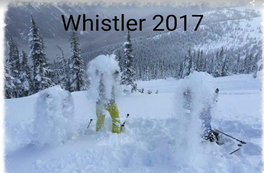 Whistler 2017