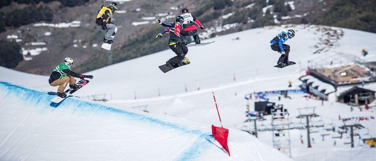 Le Copa del Mundo de SBX regresará a Sierra Nevada en 2019