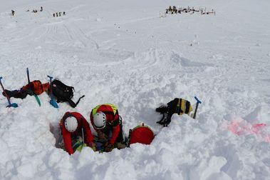 El número de aludes en el Pirineo catalán ha sido menor este año y con 1 solo fallecido