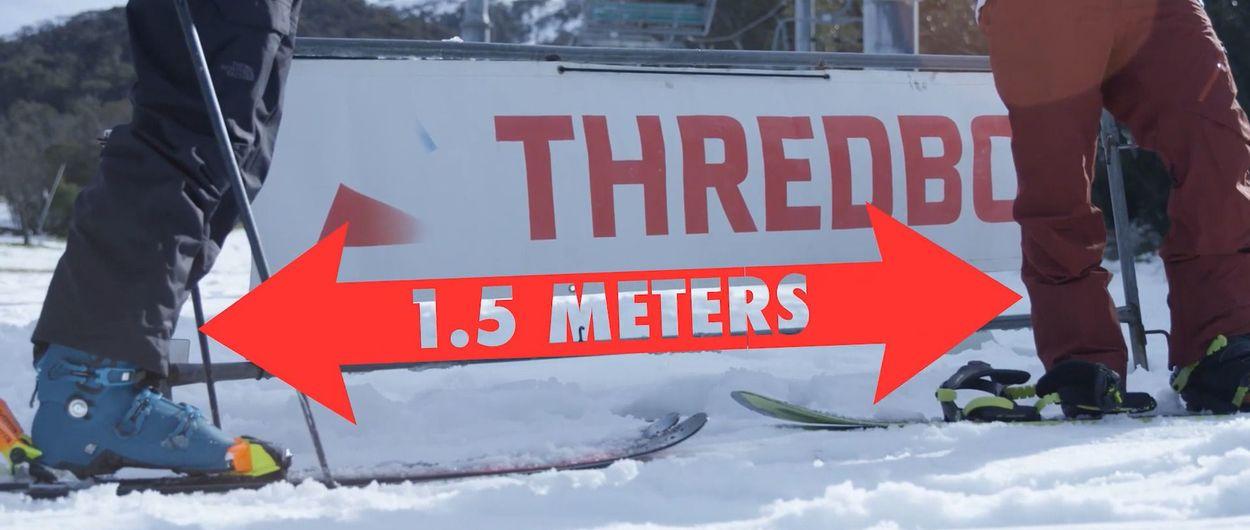 Thredbo no venderá forfaits de temporada y aumenta un 20% el precio del de 1 día