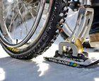 Wheelblades, los esquís para sillas de ruedas