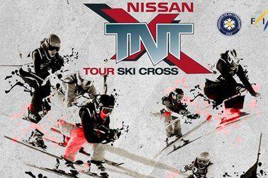 Vuelve la Competencia de Ski Cross Nissan TNT Tour