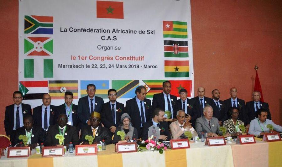 Confederation Africaine de Ski C.A.S.