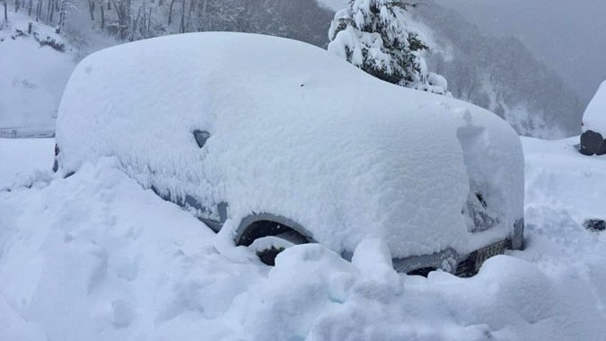 Continúa el powder en Nevados de Chillán