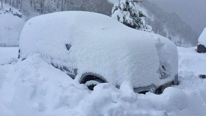 Continúa el powder en Nevados de Chillán