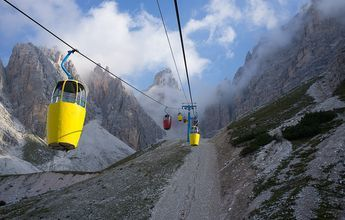 Cierra el mítico Staunies de Cortina d'Ampezzo