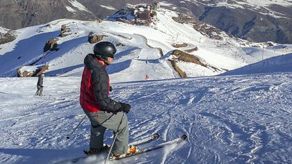 Gran Día en Valle Nevado
