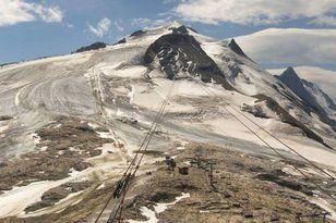 El glaciar de Tignes, agonizante, cierra dos días antes de lo previsto
