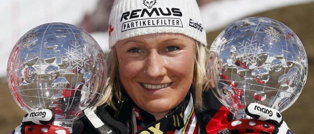 ¡Feliz día Renate Götschl!
