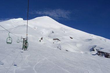 Se hará nueva licitación para el centro de ski Pucón