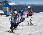 Excelente fin de semana de nieve en Volcán Osorno