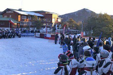 Campeonato Nacional Infantil de Ski Antillanca 2012