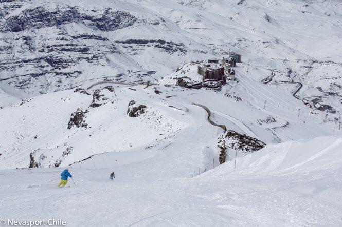 cierre temporada valle nevado 2017