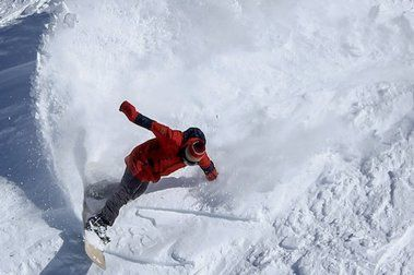 Impresionante último día de temporada en Valle Nevado