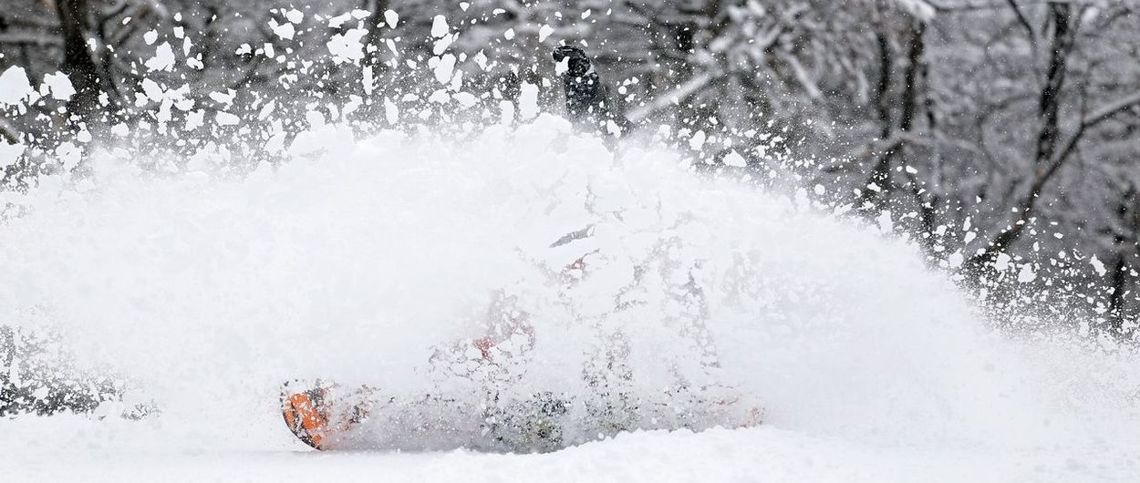 Cerro Castor cerró temporada 2.018 cubierto de nieve nueva