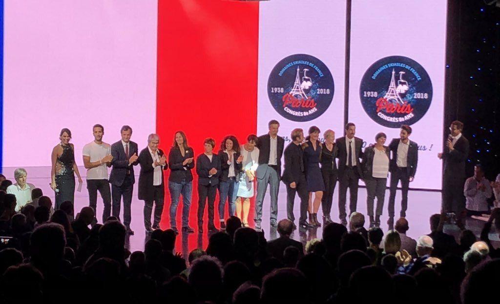 Congreso 80 años Domaines skiables de France