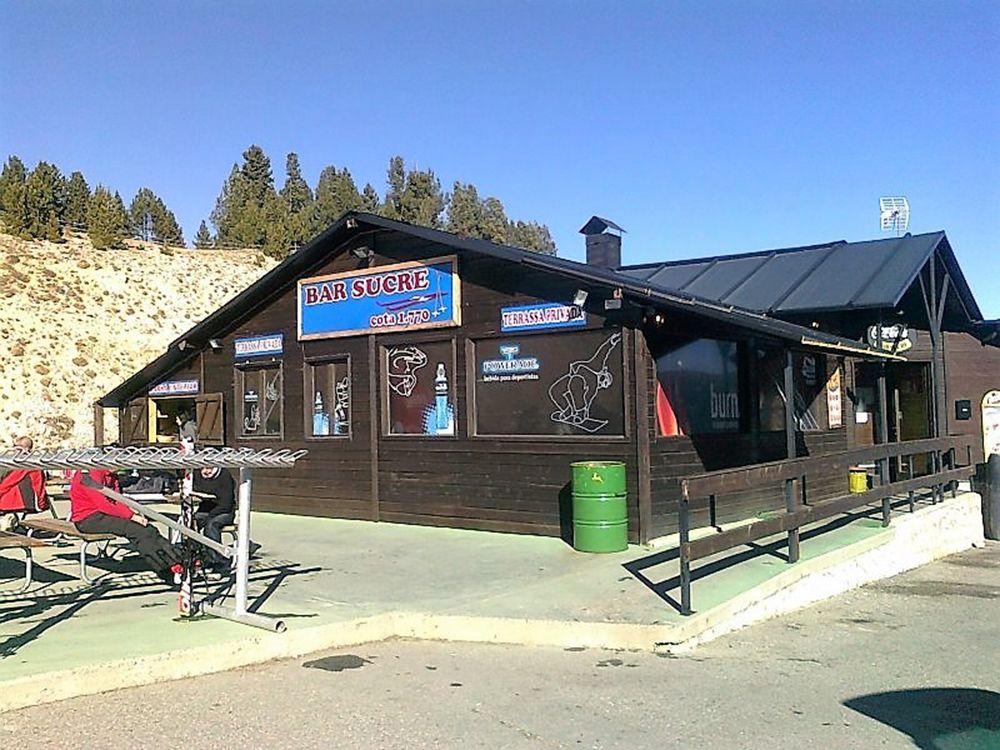 Cafetreía Sucre, en Port del Comte