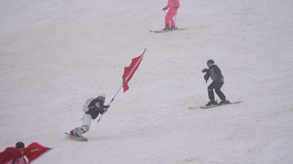 Keketuohai  Ski