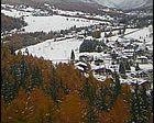 Nieve fresca en Alpes!