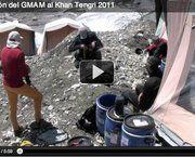 Videoreportaje GMAM al Khan Tengri 2011