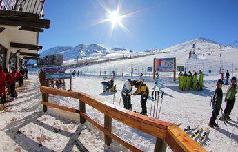El Colorado da inicio a la temporada abriendo pista Pingüino