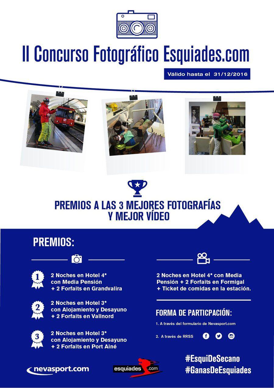 II Concurso Fotográfico Esquiades.com