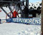 Porté Puymorens pone un pie en Espanya