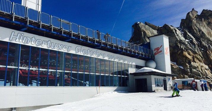 Esquí en Otoño: Hintertux, octubre de 2017