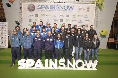 La RFEDI presenta en Madrid sus Equipos Oficiales 2018-2019