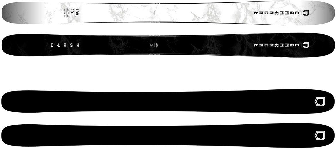 CLASH BLACK & WHITE