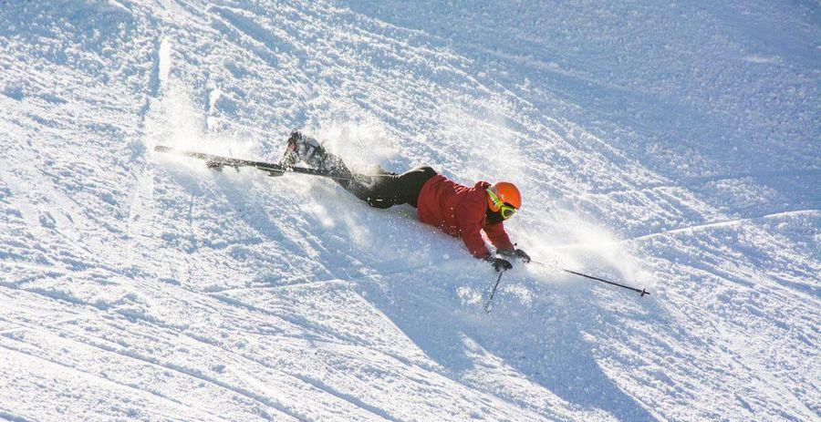 Los meniscos y el esquí