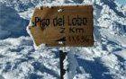 Mini-report travesia Pico del Lobo - La Pinilla 2/12/2012
