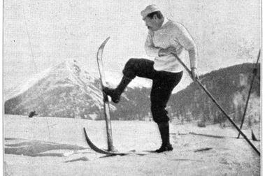 El síndrome de Gollum en el esquí
