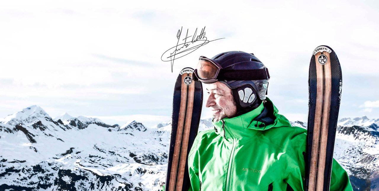 Colección Coretti Skis 2016/2017
