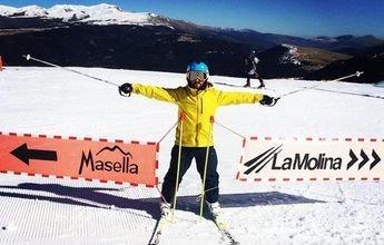 Alp 2500 presenta la mayor superficie esquiable de nuestro país