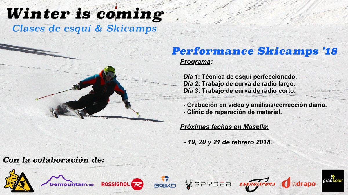 Skicamps 2018