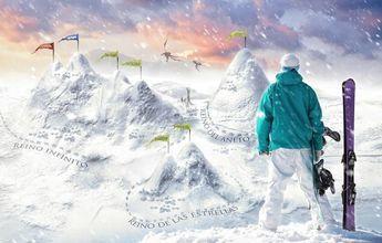Sólo Cerler podrá abrir pistas de esquí para el Puente en Aragón