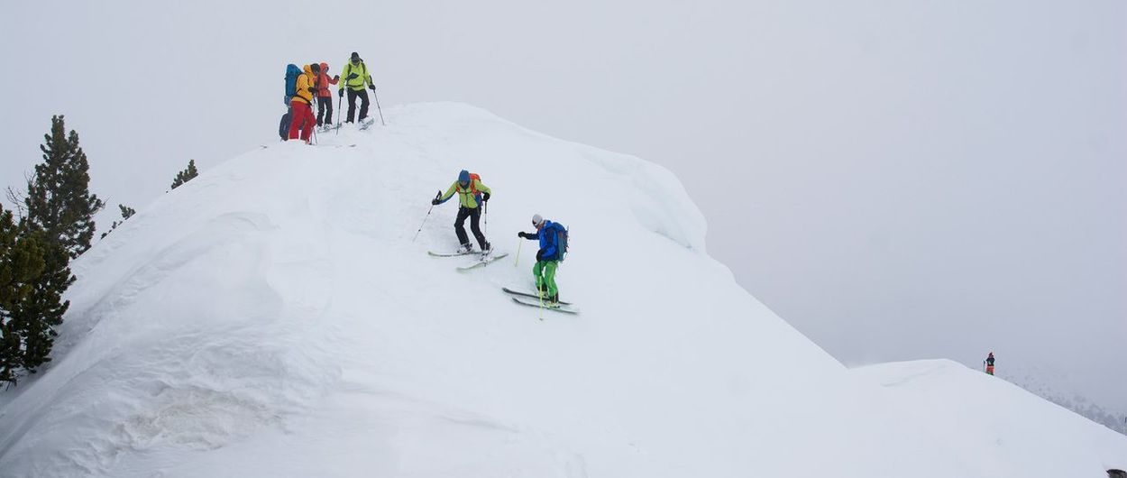 Inscripciones para participar en el GORE-TEX High Camp by Haglöfs