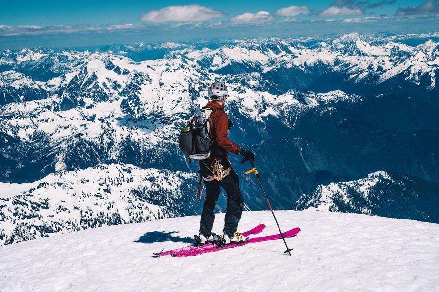 esqui montaña en viellla