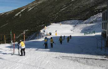 Valdezcaray seguirá sin abrir su temporada de esquí