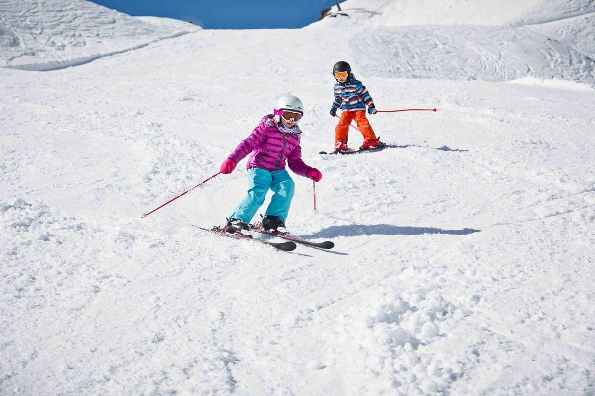 Material de esquí Atomic Infantil