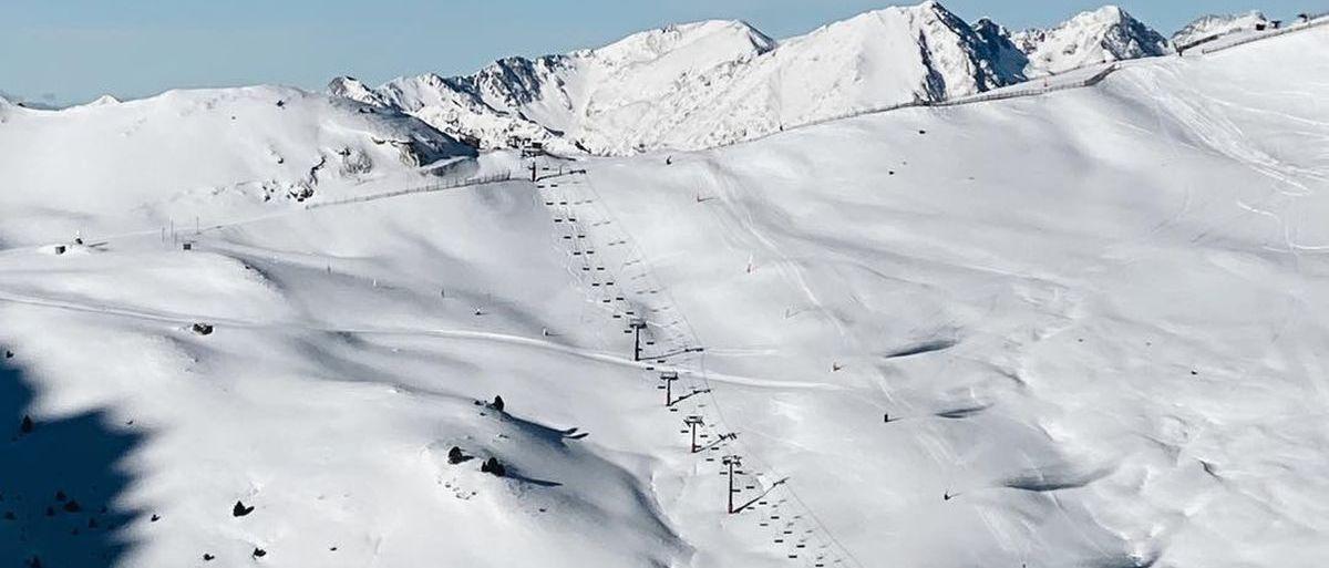 14.000 personas esquiaron en Andorra este fin de semana
