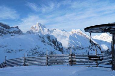 Condenan a Candanchú por las heridas del telesilla a una esquiadora navarra
